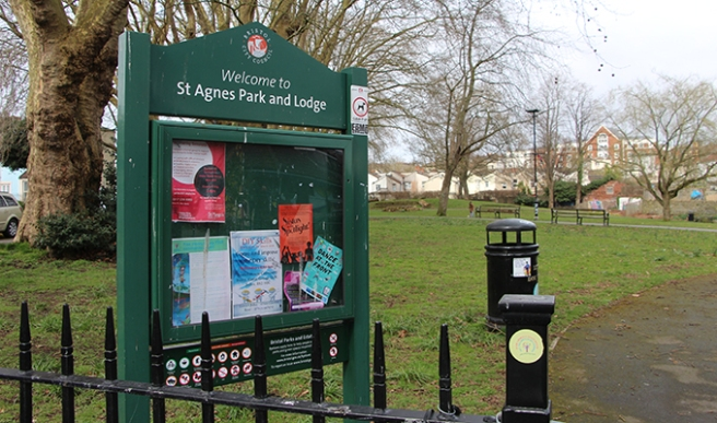 St. Agnes Park and Lodge is a drug dealing 'hot spot'